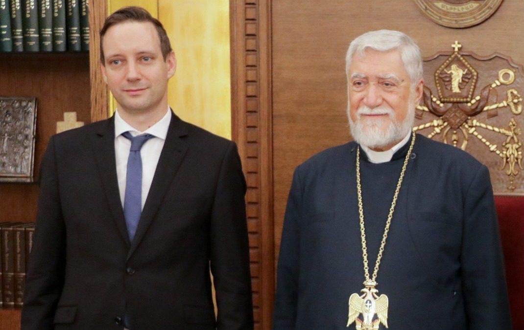 Ազբեյ Տրիստանը «Հունգարիան օգնում է» ծրագրի մասին